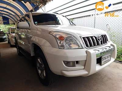 TOYOTA LAND CRUISER 7ST PRADO 4DR SUV 2.7I 5AT 2006
