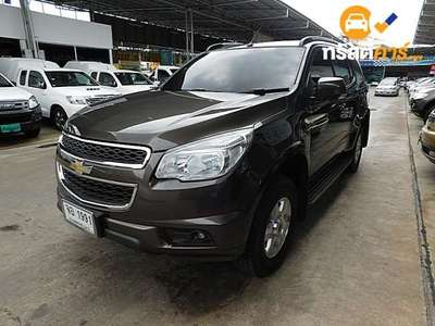 CHEVROLET TRAILBLAZER LT 7ST 4DR SUV 2.8DCT 6AT 2014