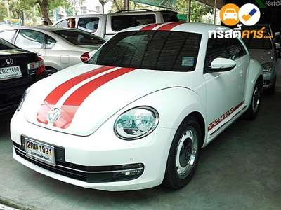 VOLKSWAGEN BEETLE 2DR COUPE 1.2I 4AT 2013