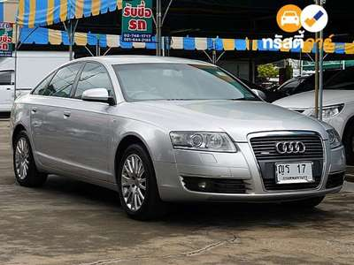 AUDI A6 TDI QUATTRO TIPTRONIC 4DR SEDAN 3.0DTI 6AT 2009