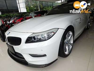 BMW Z4 SDRIVE 20I M SPORT PACKAGE STEPTRONIC 2DR CONVERTIBLE 2.0I 8AT 2013