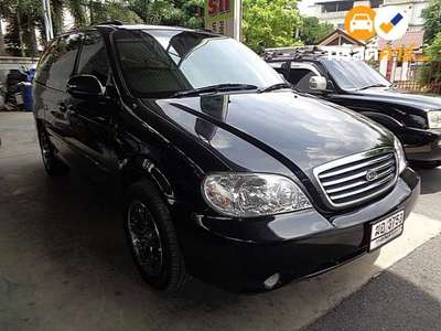 KIA CARNIVAL GS 7ST 4DR WAGON 2.4I 4AT 2003