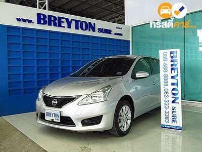 NISSAN PULSAR S XTRONIC CVT FWD 1.6I 4DR HATCHBACK 1.6I 0AT 2014