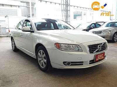VOLVO S80 BUSINESS SA 4DR SEDAN 2.5ITC 6AT 2011