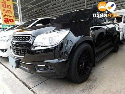 CHEVROLET TRAILBLAZER LTZ 7ST 4DR SUV 2.8DCT 6AT 2014