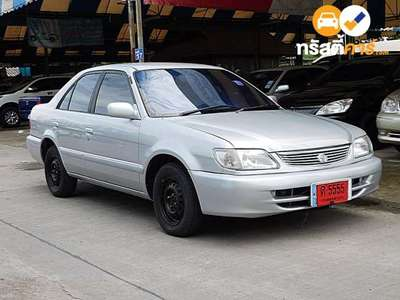 TOYOTA SOLUNA SLI 4DR SEDAN 1.5I 4AT 2002