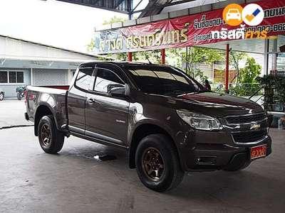 CHEVROLET COLORADO EXT. CAB LT Z71 2DR PICKUP 2.8DCT 5MT 2012