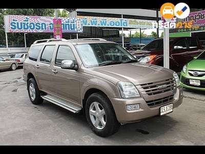 THAI RUNG ADVENTURE HI-CLASS I-TEQ 7ST MASTER 4DR WAGON 3.0DCT 4AT 2007