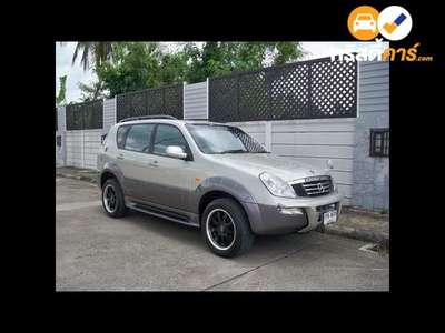 SSANGYONG SSANGYONG REXTON RX 7ST 4DR WAGON 3.2I 4AT 2004
