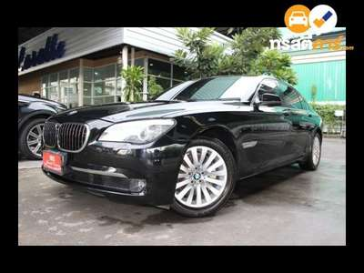 BMW Series 7 STEPTRONIC 730LI 4DR SEDAN 3.0ITI 6AT 2011