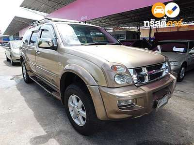 THAI RUNG ADVENTURE GENERAL 7ST MASTER 4DR WAGON 3.0DT 4AT 2004