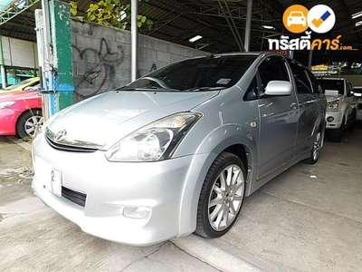 TOYOTA WISH Q 6ST 4DR WAGON 2.0I 4AT 2009