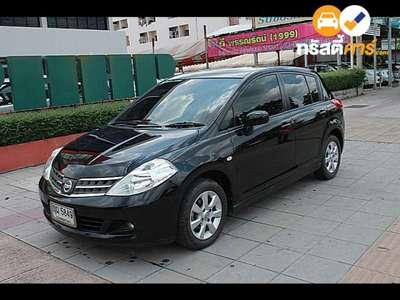 NISSAN TIIDA G 4DR HATCHBACK 1.6I 4AT 2011
