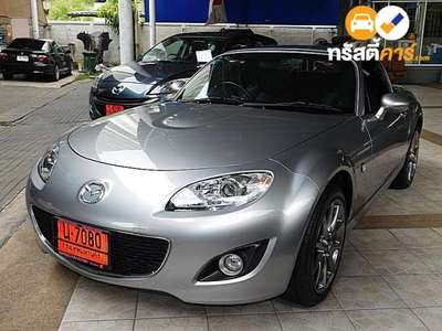 MAZDA MX-5 SA 2DR CONVERT 2.0I 6AT 2016