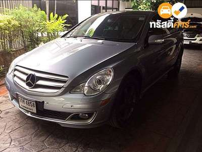 BENZ R-Class SPORTS 6ST G-TRONIC R350 4DR WAGON 3.5I 7AT 2007