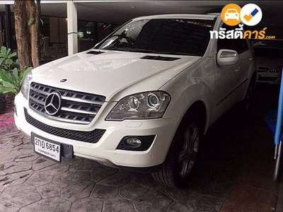 BENZ ML-Class SPORTS G-TRONIC ML280 CDI 4DR SUV 3.0DTI 7AT 2009