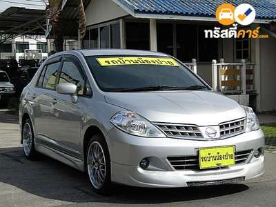 NISSAN TIIDA B LATIO 4DR SEDAN 1.6I 5MT 2011