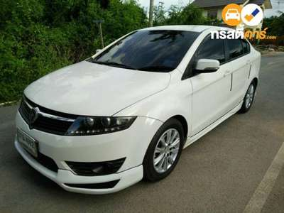 PROTON PREVE EXECUTIVE CVT FWD 1.6I (CBU) 4DR SEDAN 1.6I 0AT 2014