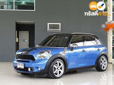 MINI COUPE SD ALL4 COUNTRY SA 4DR HATCHBACK 2.0DCT 6AT 2014