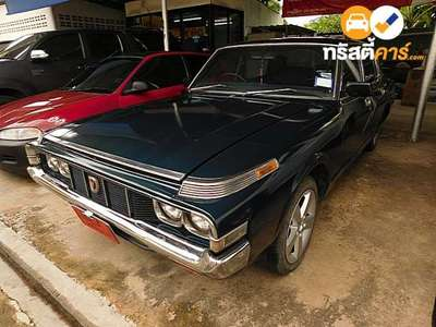 TOYOTA CROWN 4DR SEDAN 2.0I 5MT 1973