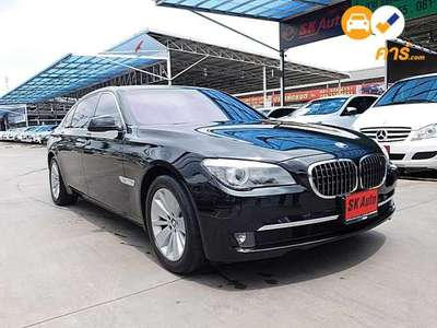 BMW Series 7 STEPTRONIC 730LD 4DR SEDAN 3.0DTI 6AT 2011