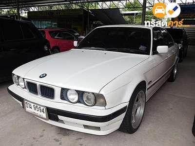 BMW Series 5 525I 4DR SEDAN 2.4I 4AT 1993