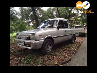 MAZDA FAMILIA EXT. CAB STR SUPER CAB 2DR PICKUP 1.4 5MT 1995