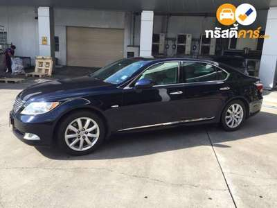 LEXUS LS SA 4DR SEDAN 4.6I 8AT 2008
