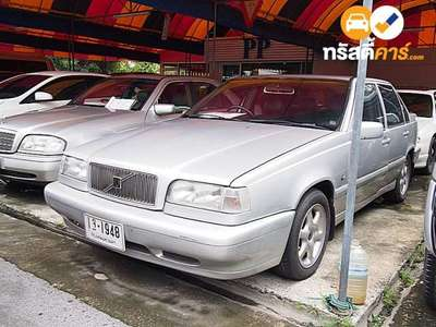 VOLVO 850 GLT 4DR SEDAN 2.3I 4AT 1994