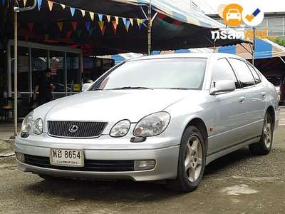 TOYOTA ARISTO V300 4DR SEDAN 3.0I 4AT 1999