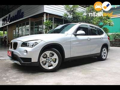 BMW X1 SDRIVE 18I STEPTRONIC 4DR SUV 2.0I 6AT 2015