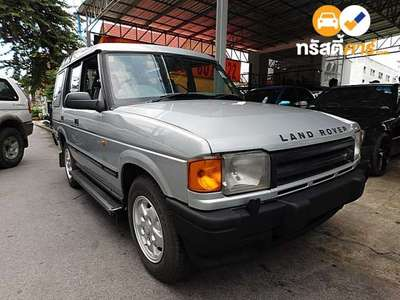 LANDROVER DISCOVERY TDI 4DR SUV 2.5DTI 4AT 1998