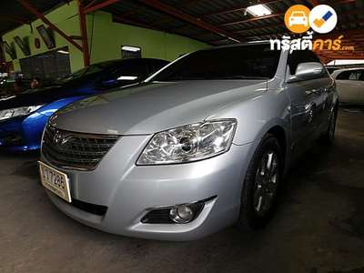TOYOTA CAMRY G 4DR SEDAN 2.0I 4AT 2007