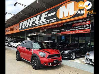 MINI COUPE SD ALL4 COUNTRY SA 2DR HATCHBACK 2.0DCT 6AT 2015