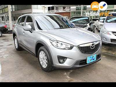 MAZDA CX-5 C SA 4DR WAGON 2.0I 6AT 2015