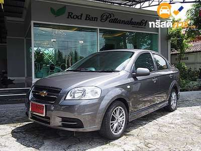 CHEVROLET AVEO LS 4DR SEDAN 1.4I 4AT 2012