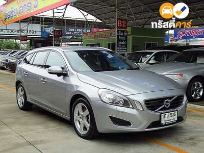 VOLVO V60 DRIVE SA 4DR WAGON 1.6TI 6AT 2013