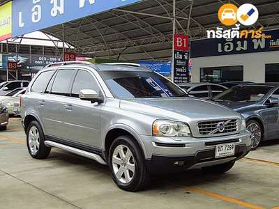 VOLVO XC90 D5 7ST SA 4DR WAGON 2.4DCT 6AT 2011