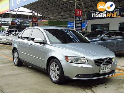 VOLVO S40 FWD 2.0I (CBU) 4DR SEDAN 2.0I 0AT 2011