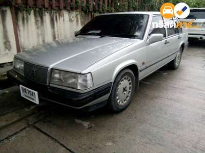 VOLVO 940 GL 4DR SEDAN 2.3 4AT 1995
