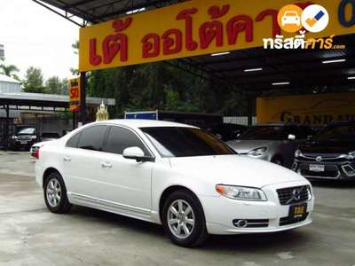 VOLVO S80 DRIVE SA 4DR SEDAN 1.6TC 6AT 2014