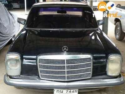 BENZ 300 4DR SEDAN 2.0I 4AT 1970