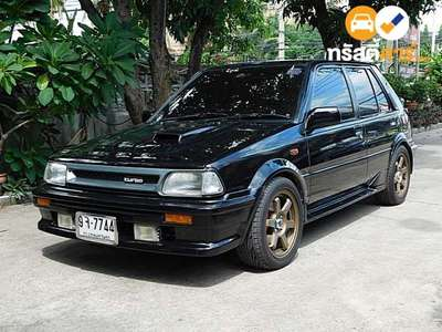 TOYOTA STARLET EP71 XL 5DR HATCHBACK 1.3I 4AT 1990