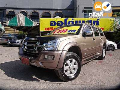 THAI RUNG ADVENTURE GENERAL 7ST MASTER 4DR WAGON 3.0DT 5MT 2005