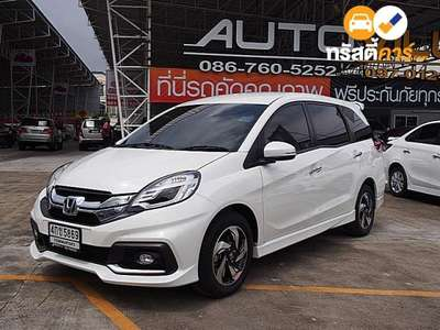 HONDA MOBILIO RS 7ST CVT FWD 1.5I 4DR WAGON 1.5I 0AT 2015