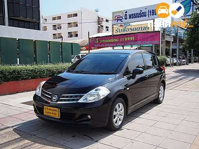 NISSAN TIIDA B LATIO 4DR SEDAN 1.6I 4AT 2011