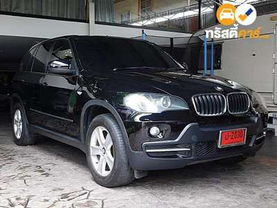 BMW X5 XDRIVE 30D STEPTRONIC 4DR SUV 3.0DCT 6AT 2009