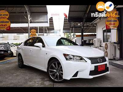 LEXUS GS F-SPORT SA 4DR SEDAN 2.5I 6AT 2015