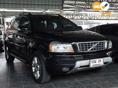 VOLVO XC90 D5 7ST SA 4DR WAGON 2.4DCT 6AT 2008