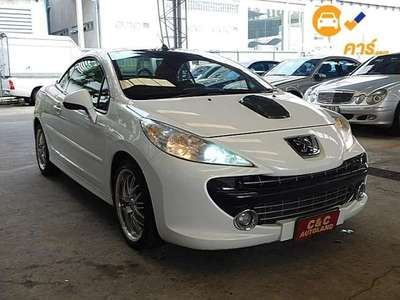 PEUGEOT 207 SPORT 2DR HATCHBACK 1.6I 4AT 2008